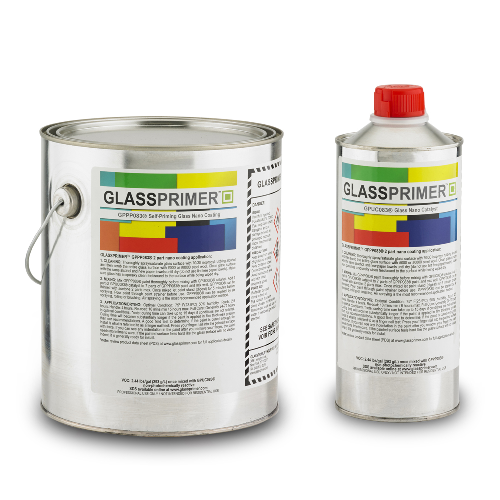 gppp083 industry standard glass coating glassprimer