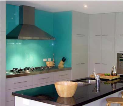 About · FAQ's · How to Paint Glass ... - Painted Glass Backsplash Image Gallery See Our Glass Paint