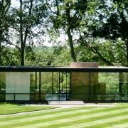 Want to live in a glass house? Just don't throw stones