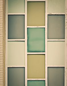 Permanent window paint and other crazy ideas